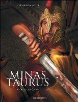 Minas Taurus - T1: Ordo ab chao, par Thomas Mosdi, David Cerqueira