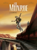 Les Munroe - T2: Magadi train, par Christian Perrissin, Boro Pavlovic