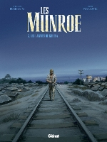 Munroe - T3: Les Larmes de Kibera, par Chritian Perrissin, Boro Pavlovic
