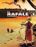 La Rafale  - T1: Les Rails rouges, par Patrice Ordas et Patrick Cothias, Winoc