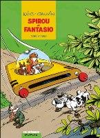 Intégrale Spirou et Fantasio - T12: 1980-1983, par Alain de Kuyssche et Raoul Cauvin , Nic Broca