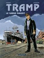 Tramp - T10: Le Cargo maudit, par Jean-Charles Kraehn, Patrick Jusseaume et Jean-Charles Kraehn