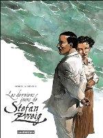 Les derniers jours de Stefan Zweig , par Laurent Seksik et Guillaume Sorel, Guillaume Sorel