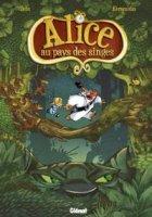 Alice aux Pays des Singes - T1, par Tébo, Nicolas Keramidas