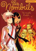 Les Nombrils - T5: Un couple d'enfer, par Dubuc, Delaf