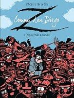 Z comme Don Diego - T1: , par Fabcaro, Fabrice Erre