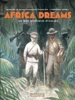 Africa Dreams - T3: Ce bon Monsieur Stanley, par Maryse et Jean-François Charles, Frédéric Bihel