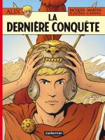 Alix - T32: La dernière conquête, par Géraldine Ranouil, Marc Jailloux