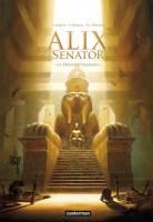Alix Senator - T2: Le Dernier Pharaon, par Valérie Mangin d'après Jacques Martin, Thierry Démarez