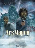 Ars Magna - T2: Transmutations, par Didier Alcante, Milan Jovanovic