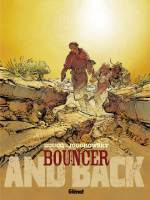 Bouncer - T9: And back, par Alejandro Jodorowsky,