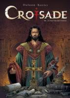 Croisade - T7: Le Maître des sables, par Jean Dufaux, Philippe Xavier