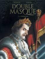 Double Masque - T6: L'hermine, par Jean Dufaux, Martin Jamar