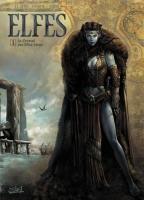 Elfes - T1: Le crystal des elfes bleus, par Jean-Luc Istin, Kyko Duarte