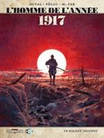 L'homme de l'année - T1: 1917, par Fred Duval et Jean-Pierre Pécau, Mr Fab