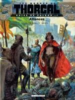Les Mondes de Thorgal - Kriss de Valnor - T4: Alliances, par Yves Sente, Giulio De Vita