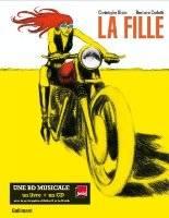 La fille, par Barbara Carlotti et Christophe Blain, Christophe Blain