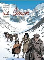 Le Convoi - T1, par Denis Lapière, Eduard Torrents