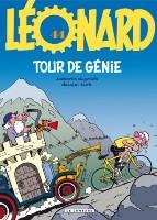 Léonard - T44: Tour de génie, par Bob De Groot, Turk