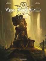 Long John Silver - T4: Guyanacapac, par Xavier Dorison et Mathieu Lauffray, Mathieu Lauffray