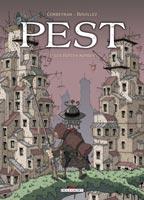 Pest - T2: Les boites noires, par Corbeyran, Bouillez