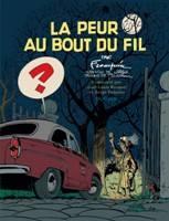 La Peur au bout du fil, par Greg, Franquin avec Jidéhem pour les décors