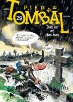 Pierre Tombal - T29: Des os et des bas, par Raoul Cauvin, Marc Hardy