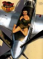 Pin-Up Wings - T3