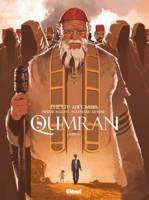 Qumran - T3: Livre III, par Pierre Makyo d'après Eliette Abécassis, Stéphane Gémine