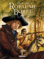 Le Royaume de Borée - T2: Henrick , par Jacques Terpant d'après Jean Raspail, Jacques Terpant