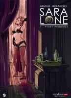 Sara Lone - T1: Pinky Princess, par Erik Arnoux, David Morancho
