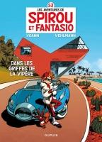 Les aventures de Spirou et Fantasio - T53: Dans les griffes de la vipère, par Fabien Vehlmann, Yoann