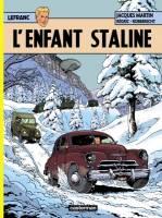 Lefranc - T24: L'Enfant Staline, par Thierry Robberecht, Régric