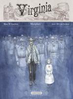 Virginia - T1: Morphée, par Séverine Gauthier, Benoît Blary