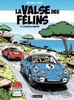La Valse des Félins - T1: Le Rallye Winter, par Fred Weytens, Skiav