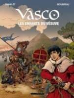 Vasco - T25: Les Enfants du Vésuve, par Gilles Chaillet et Dominique Rousseau, Dominique Rousseau