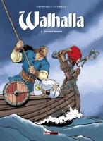 Walhalla - T1: Terre d'écueils, par Nicolas Pothier, Marc Lechuga