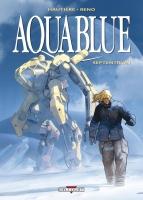 Aquablue - T13: Septentrion, par Régis Hautière, Reno