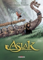 Aslak - T2: Le mat du milieu, par Hub et Weytens, Emmanuel Michalak