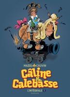 Câline et Calebasse  - T1: L'intégrale T.1 (1969 - 1973), par Raoul Cauvin, Mazel