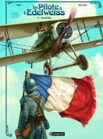 Le Pilote à l'Edelweiss - T3: Walburga, par Yann , Romain Hugault