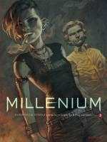 Millenium - T2, par Sylvain Runberg d'après l'oeuvre de Stieg Larsson, José Homs