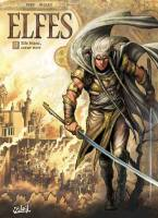 Elfes - T3: Elfe blanc, coeur noir, par Olivier Peru, Stéphane Bileau