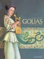 Golias - T2: La Fleur du souvenir, par Serge Le Tendre, Jérôme Lereculey