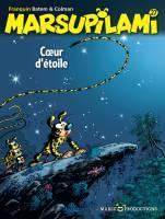 Marsupilami - T27: Coeur d'étoile, par Stéphane Colman, Luc Batem  d'après Franquin
