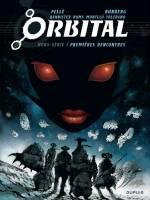 Orbital - THS 1: Premières rencontres, par Sylvain Runberg, Serge Pellé, Bannister, Homs, Montllo, Toledano