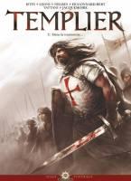 Templier - T2: Dans la tourmente, par Jean-Luc Istin, Lucio Leoni et Emanuela Negrin