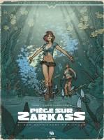Piège sur Zarkass - T2: New Pondichery, mon amour, par Yann d'après l'oeuvre de Stefan Wul, Didier Cassegrain