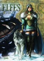 Elfes - T7: Le Crystal des elfes sylvains, par Nicolas Jarry, Gianlucca Maconi