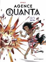 Agence Quanta - T2: Krakatoa, par Jean-Marc Krings , Jean-Marc Krings